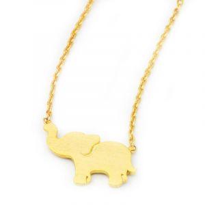 Handmade Brass Necklace
