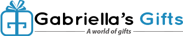 Gabriella's Gifts - A world of Gifts - Logo